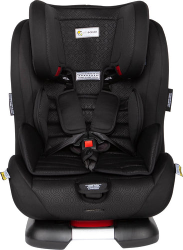InfaSecure   Luxi II Caprise Convertible Car Seat Newborn 0 to 8  Years