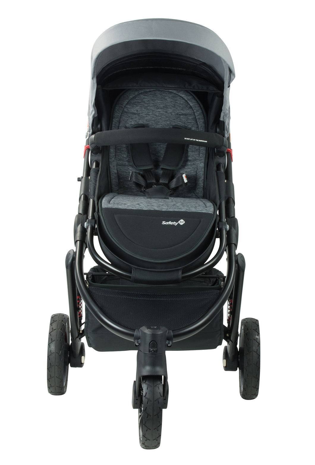 Safety Wanderer Pram Stroller 3 Wheels
