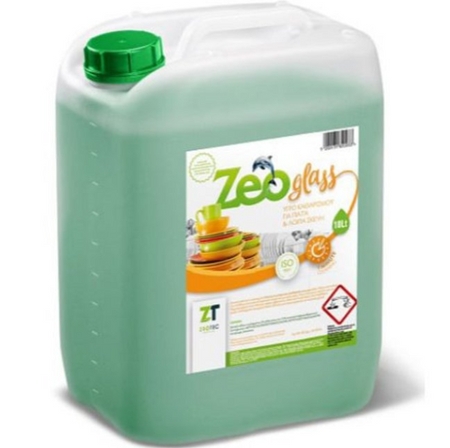10L / 20L Zeo Glass Cleaning Fluid