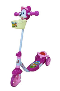 AUSSIE BABY H02 Pink Mouse Scooter