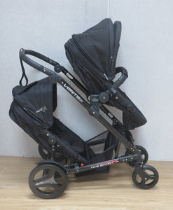 ACE BABY Vertex Pram With second seat /Tandem Seat