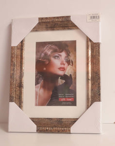 "Homeworth  WINDOW PHOTO FRAME ITEM No. YP19 6x8""/4x6"""