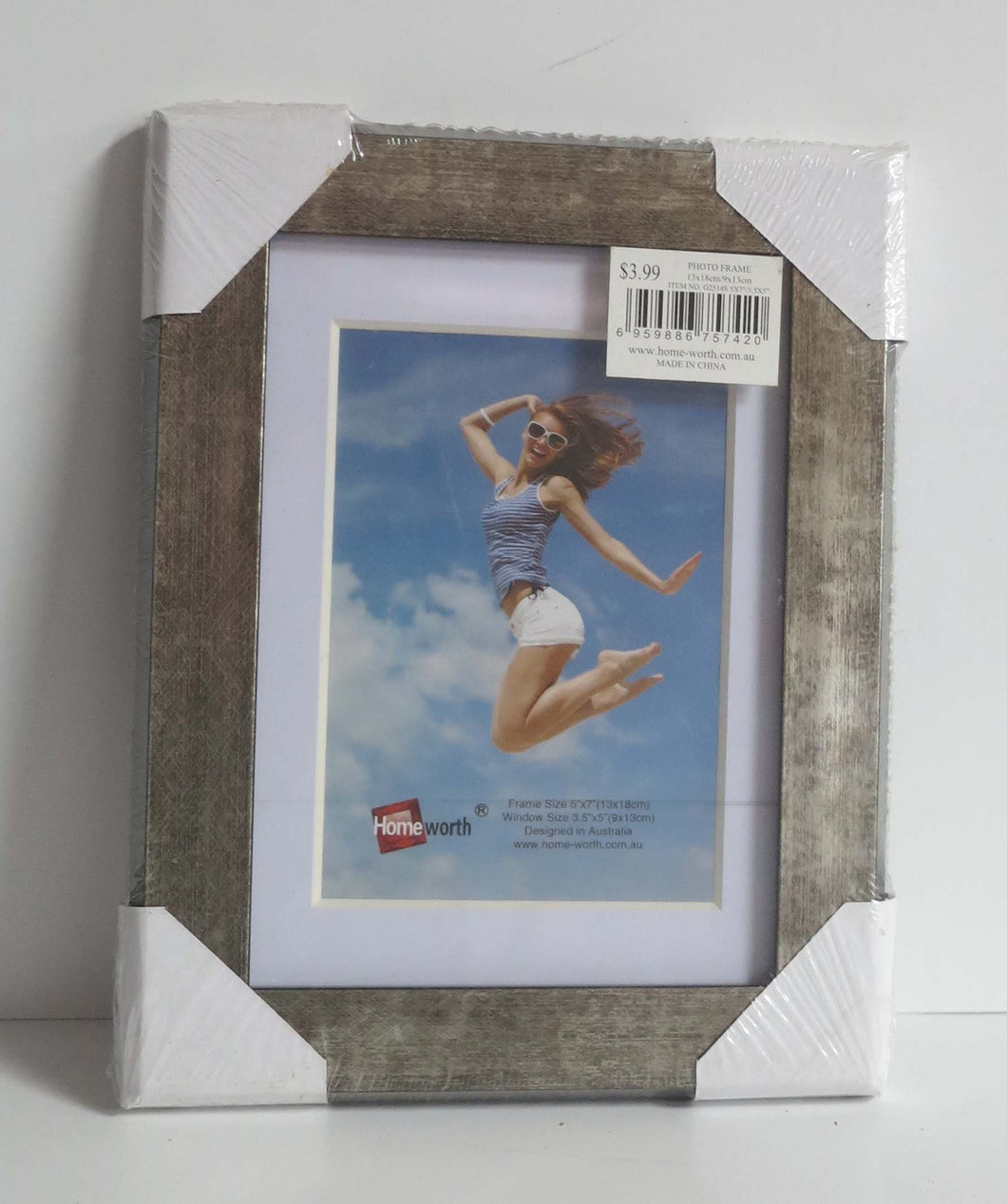 Homeworth  WINDOW PHOTO FRAME  5