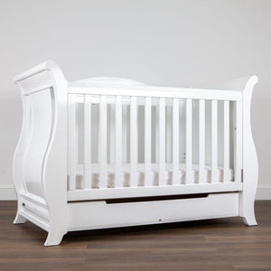 Grotime   Imperial Cot  Baby Bed with Mattress