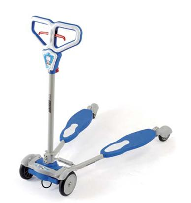 AUSSIE BABY H03 Butterfly Scooter - Blue