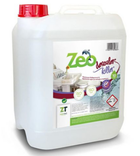Zeo Descaler Killer Concentrated Acid Desalination Liquid