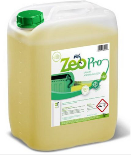 Zeo Pro Cleaning and Deodourising Liquid for Garbage Dumpsters