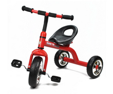 Load image into Gallery viewer, Aussie Baby Back To School Tricycle - Blue -Pink-Red