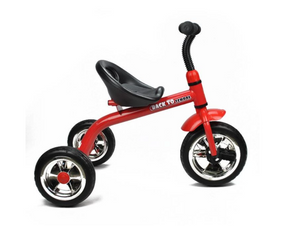 Aussie Baby Back To School Tricycle - Blue -Pink-Red