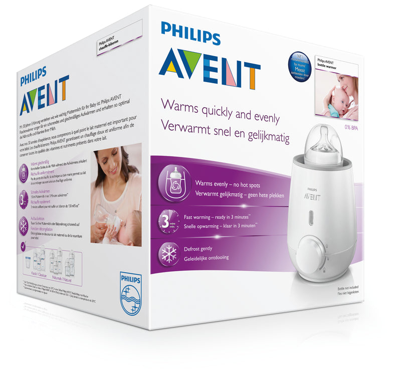 AVENT ELECTRIC BOTTLE AND FOOD WARMER SCF355