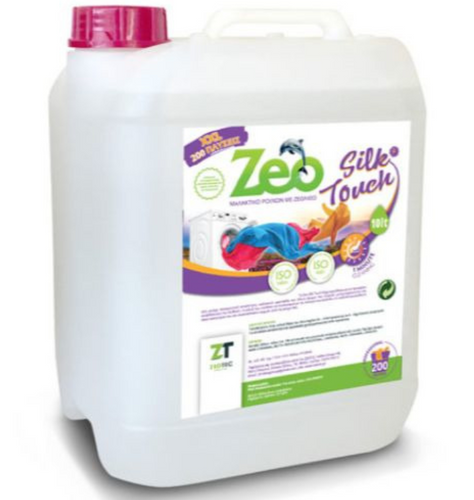 Zeo Silk Touch Fabric Softener