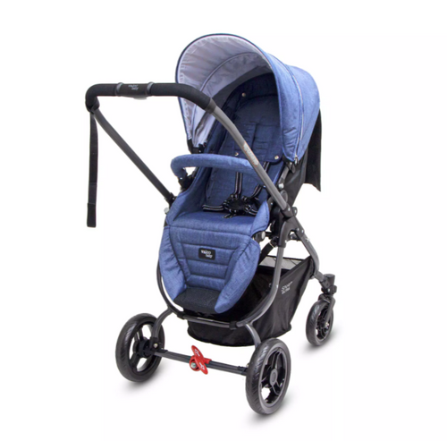 Valco Baby  Snap Ultra Pram Tailormade  Denim Blue