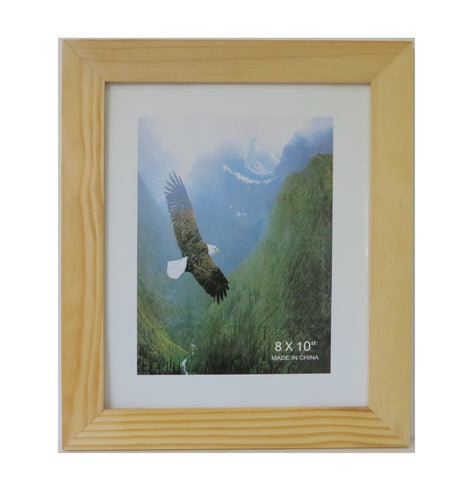 Homeworth   TIMBER PHOTO FRAME DZ 8X10