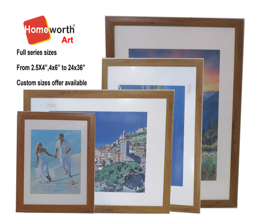 Homeworth   Photo Frames Certificate Frames Timber Color