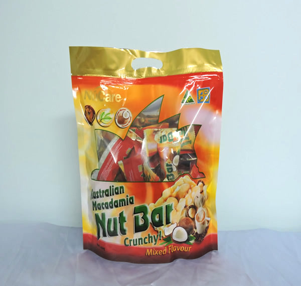 MACADAMIA NUT BAR 450g-MIX