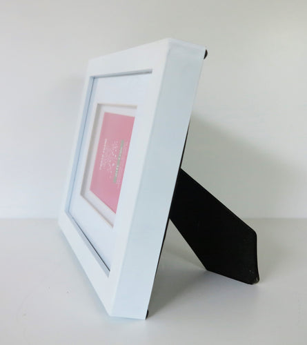 PICTURE FRAME  BOX MAT  FOR PHOTO SIZE 5x7