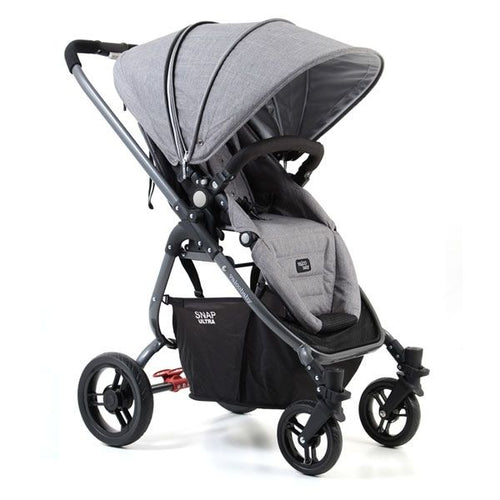 Valco Baby  Snap Ultra Pram With Option Bamboo /Grey /Denim Blue/Black & Accessories