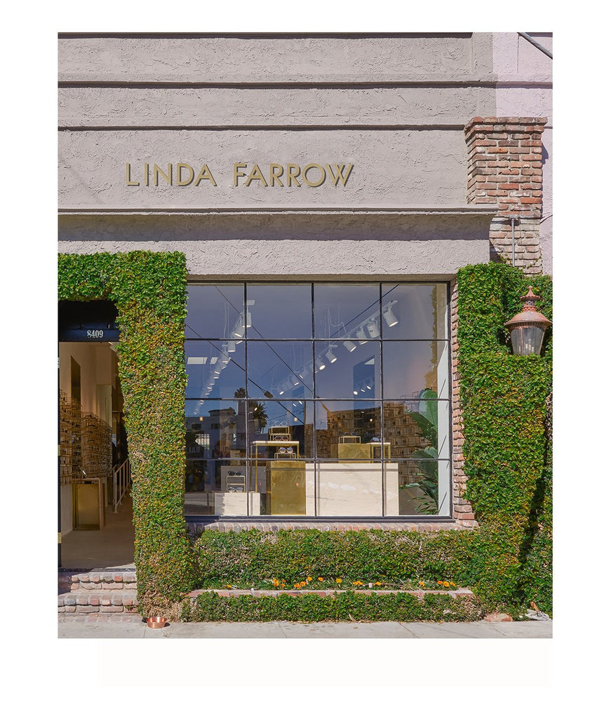 Linda Farrow Melrose Place now open