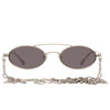 Alessandra Rich 2 C5 Oval Sunglasses