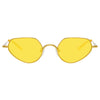 Dries Van Noten 176 C6 Cat Eye Sunglasses
