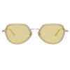 Dries Van Noten 186 C5 Angular Sunglasses