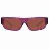 Dries Van Noten 189 C4 Rectangular Sunglasses