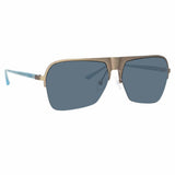 Dries Van Noten 192 C3 Aviator Sunglasses