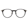 Linda Farrow Linear Chevron C2 Oval Optical Frame