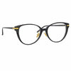 Linda Farrow Linear Arch C1 Cat Eye Optical Frame