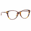 Linda Farrow Linear Arch C2 Cat Eye Optical Frame