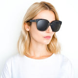 Linda Farrow 651 C1 Oversized Sunglasses