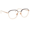 Linda Farrow Raif C10 Square Optical Frame