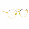 Linda Farrow 819 C24 Square Optical Frame