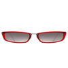 Linda Farrow Issa C10 Rectangular Sunglasses
