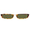 Linda Farrow Issa C3 Rectangular Sunglasses