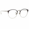 Linda Farrow 882 C2 Oval Optical Frame