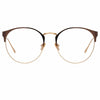 Linda Farrow 882 C3 Oval Optical Frame