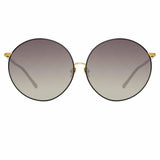 Linda Farrow Zanie C1 Oversized Sunglasses