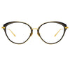 Linda Farrow Ivy C6 Cat Eye Optical Frame