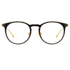 Linda Farrow 924 C1 Oval Optical Frame