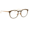 Linda Farrow 924 C3 Oval Optical Frame