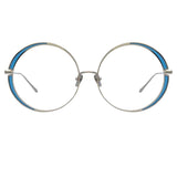 Linda Farrow Hart C2 Round Optical Frame