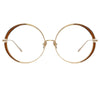 Linda Farrow Hart C4 Round Optical Frame