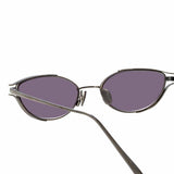 Linda Farrow 947 C5 Cat Eye Sunglasses