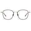 Linda Farrow Trouper C11 Square Optical Frame