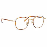 Linda Farrow Trouper C12 Square Optical Frame