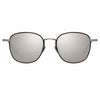 Linda Farrow Trouper C4 Square Sunglasses