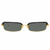 Linda Farrow 968 C1 Rectangular Sunglasses