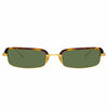 Linda Farrow Leona C2 Rectangular Sunglasses