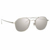 Linda Farrow 977 C2 Square Sunglasses
